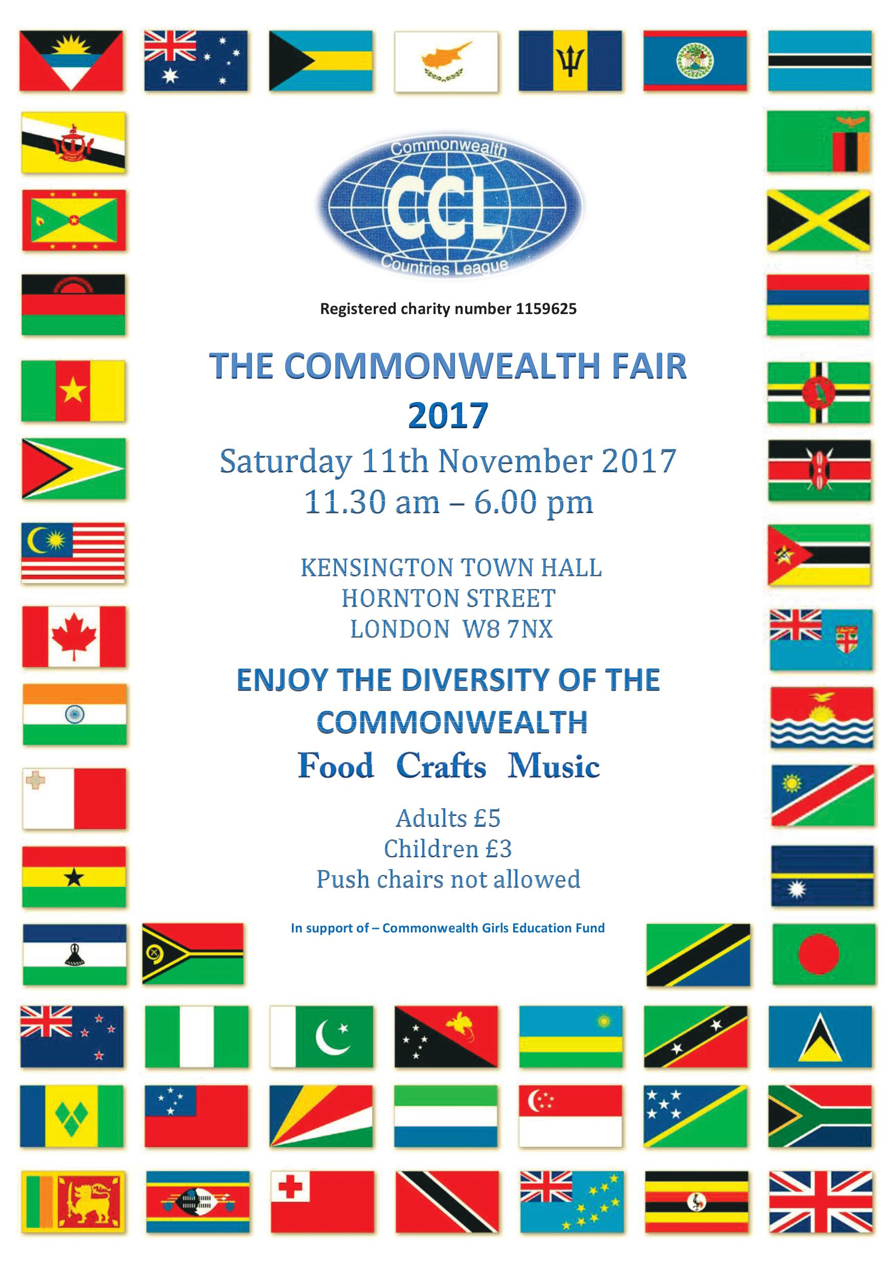 The Commonwealth Fair 2017